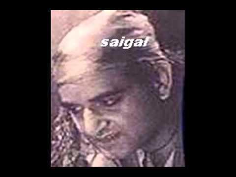 Jeevan Asha Yeh Hai Meri Lyrics - Kundan Lal Saigal