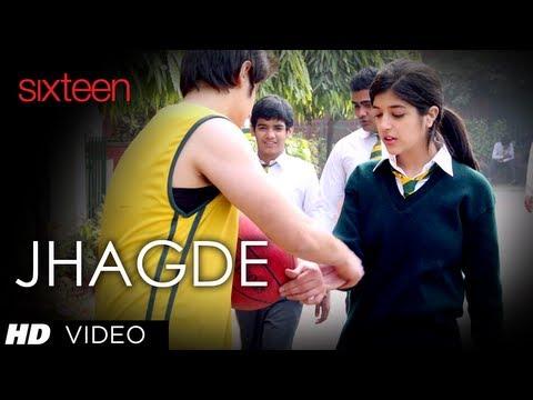 Jhagde Lyrics - Gaurav Dagaonkar