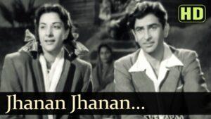 Jhanan Ghungharwa Baje Lyrics - Lata Mangeshkar