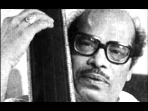 Jheeni Jheeni Re Bini Lyrics - Prabodh Chandra Dey (Manna Dey)