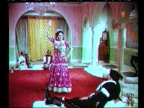 Jhumka Jhulale Lyrics - Asha Bhosle