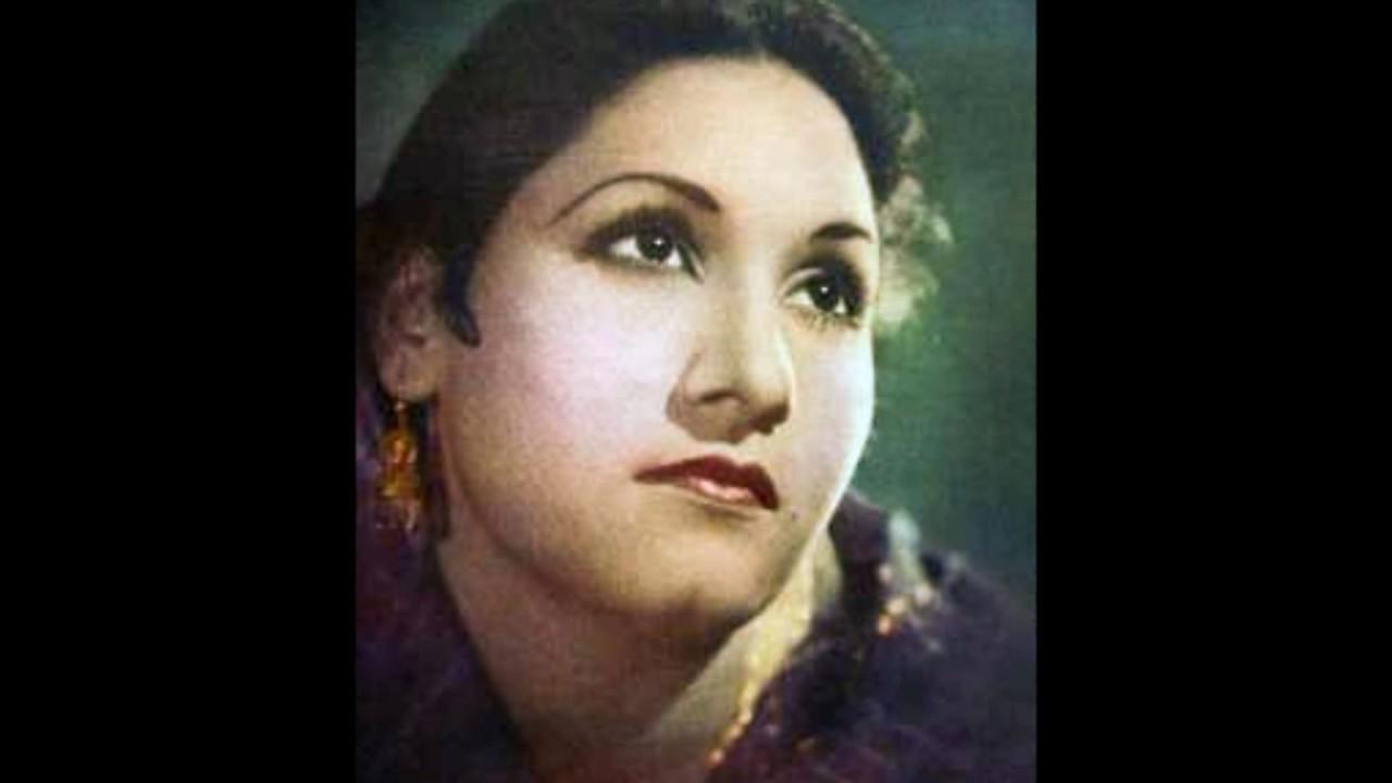 Jinhe Karna Tha Dil Abaad Lyrics - Noor Jehan, Rafiq Ghaznavi