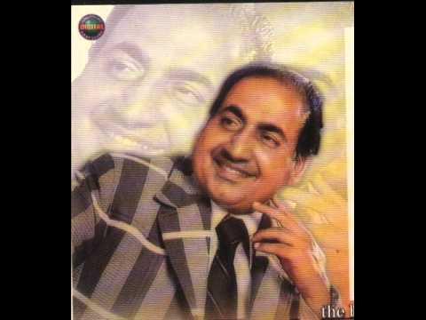 Jo Zabane Dil Na Samajh Sake Lyrics - Mohammed Rafi