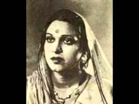 Jogan Banake Piya Lyrics - Amirbai Karnataki