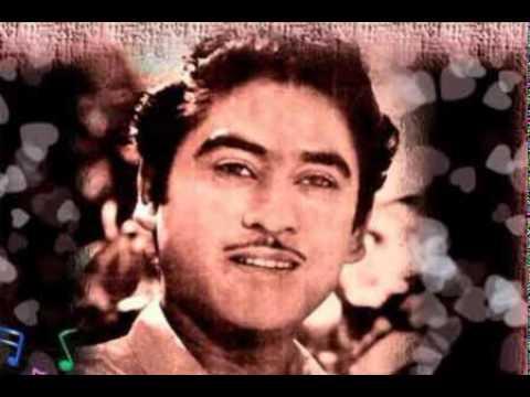 Kaali Kaali Taaron Waali Raat Lyrics - Kishore Kumar