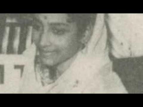 Kaali Kamli Odh Ke Aaye Lyrics - Geeta Ghosh Roy Chowdhuri (Geeta Dutt)