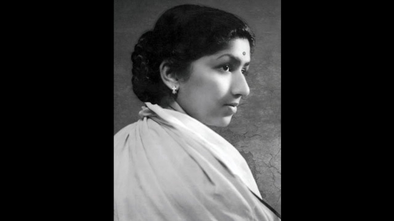 Kab Tak Kategi Zindagi Lyrics - Lata Mangeshkar