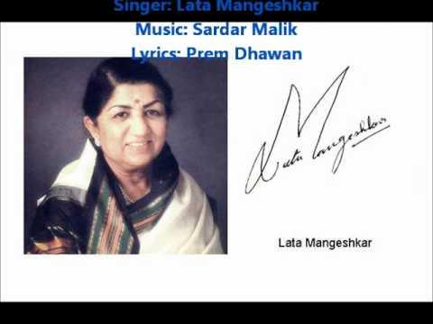 Kabhi Dhokha Kabhi Yaari Lyrics - Lata Mangeshkar