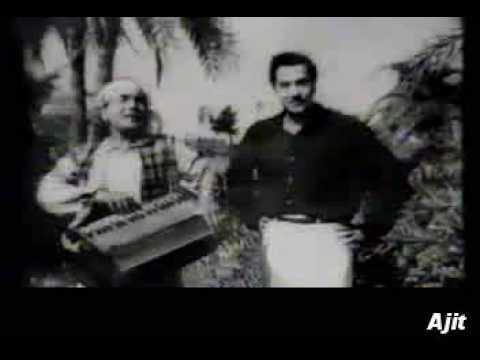 Kabhi Inkar Karte Ho Lyrics - Mukesh Chand Mathur (Mukesh)