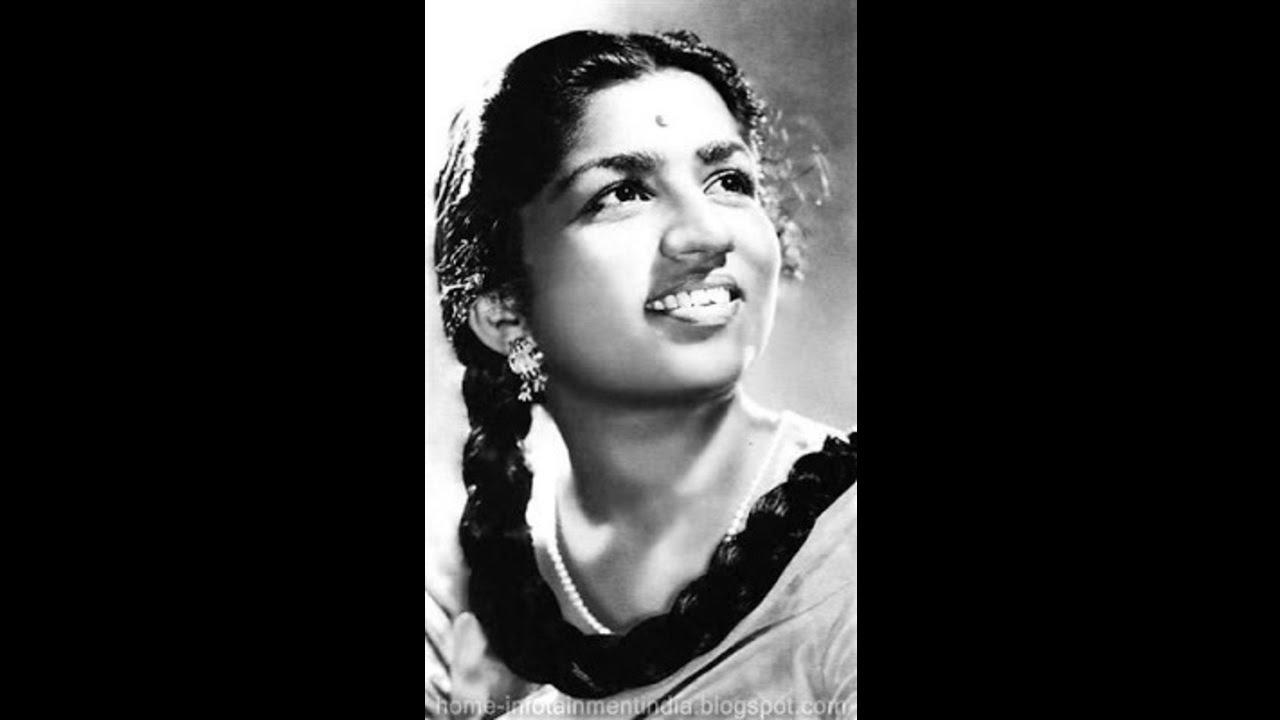 Kahan Se Ye Sholon Ka Lyrics - Lata Mangeshkar