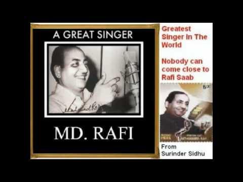 Kahani Badi Suhani Hai Lyrics - Mohammed Rafi
