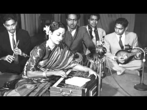 Kahe Chakori He Chand Lyrics - Geeta Ghosh Roy Chowdhuri (Geeta Dutt)