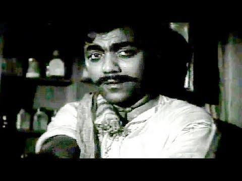 Kahe Ko Jhooti Lyrics - Prabodh Chandra Dey (Manna Dey)