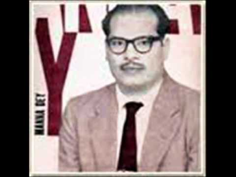 Kanha Bole Naa Lyrics - Lata Mangeshkar, Prabodh Chandra Dey (Manna Dey)