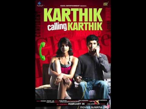 Karthik Calling Karthik (Title) Lyrics - Caralisa Monteiro, Shankar Mahadevan, Suraj Jagan