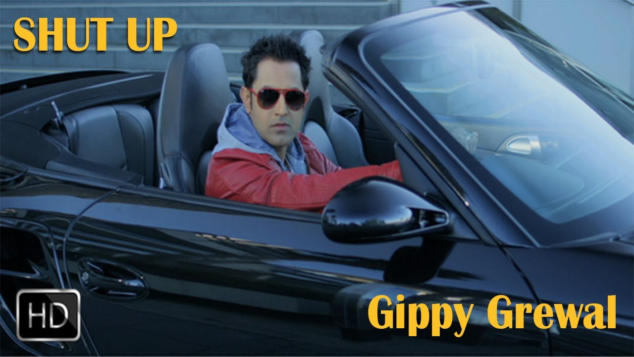 Kehndi Shut Up Lyrics - Gippy Grewal