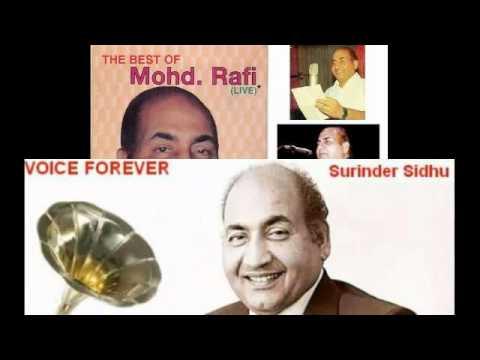 Kehte Hai Jise Duniya Lyrics - Mohammed Rafi