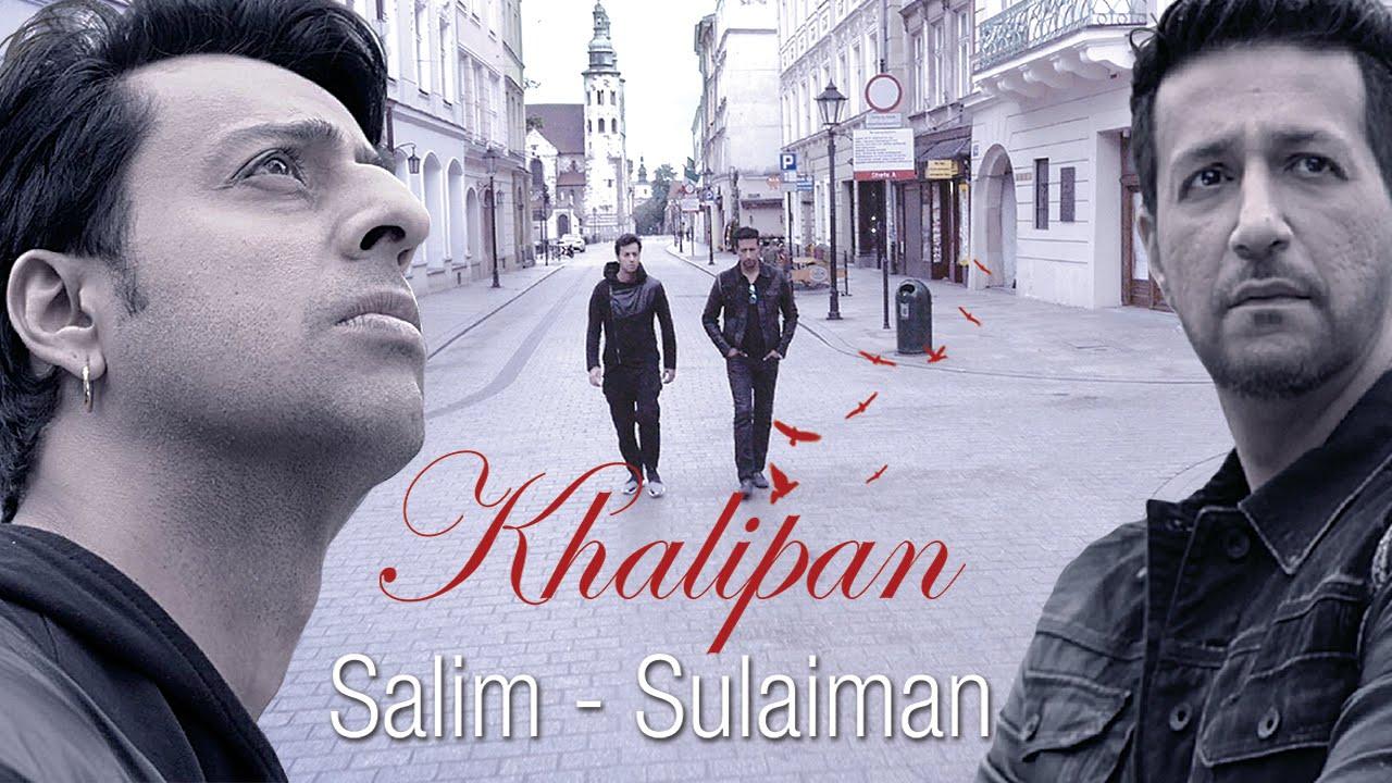 Khalipan (Title) Lyrics - Salim Merchant