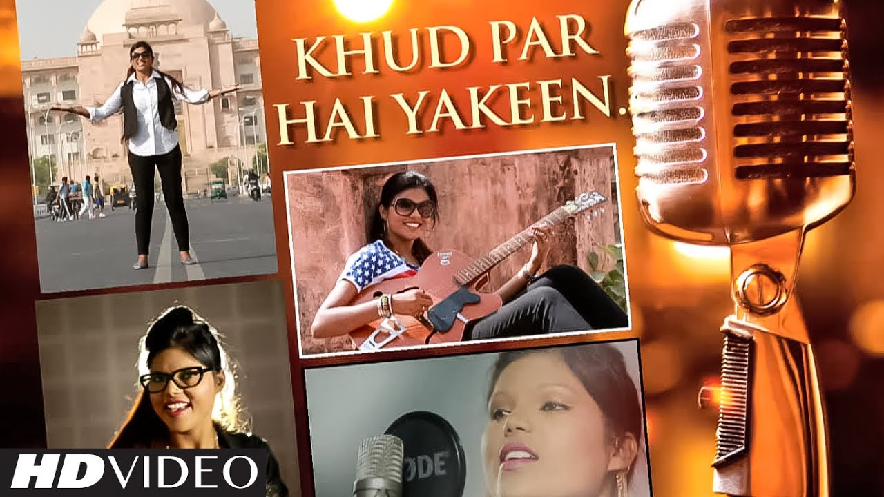 Khud Par Hai Yakeen (Title) Lyrics - Madhu Bhat