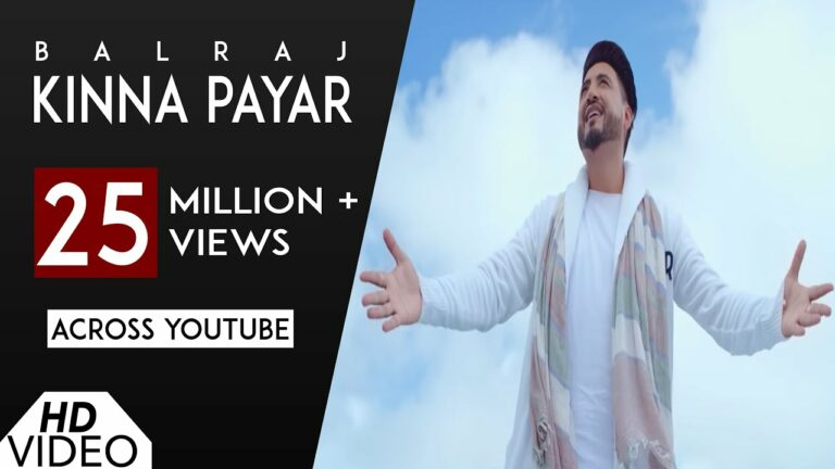 Kinna Payar (Title) Lyrics - Balraj