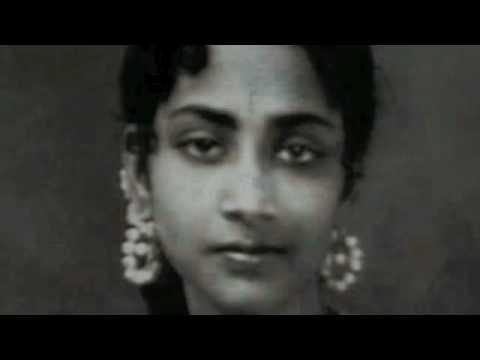 Kise Apne Gham Ki Kahani Lyrics - Geeta Ghosh Roy Chowdhuri (Geeta Dutt)