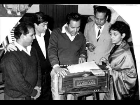 Kisi Ke Dil Ko Sanam Lyrics - Sharda Rajan Iyengar