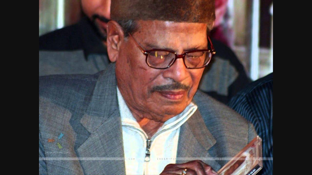 Kismat Se Jaal Mein Lyrics - Prabodh Chandra Dey (Manna Dey)