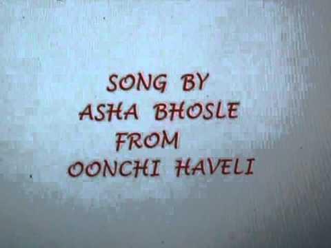 Kiya Tha Paap Kya Lyrics - Asha Bhosle