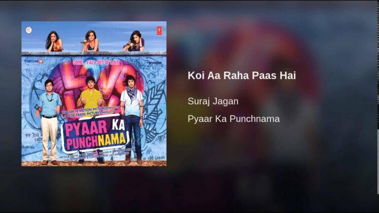 Koi Aa Raha Paas Hai Lyrics - Suraj Jagan
