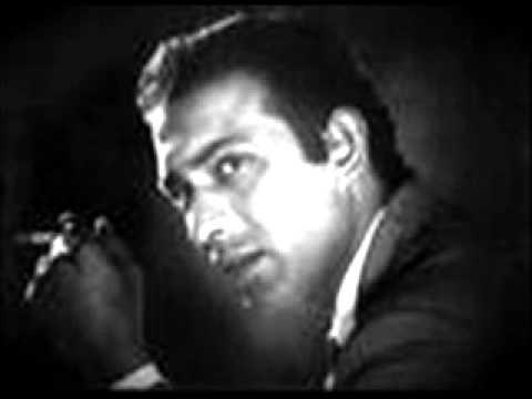 Koi Aah Kare Koi waah Kare Lyrics - Talat Mahmood