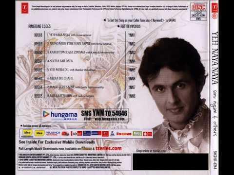 Koi Baat Nahin Lyrics - Sadhana Sargam, Sonu Nigam