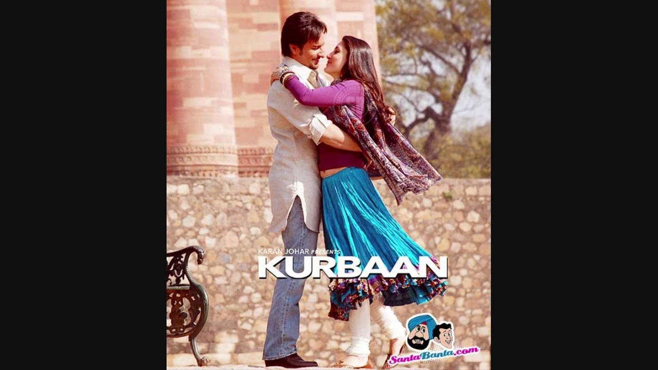 Kurbaan Hua Lyrics - Vishal Dadlani