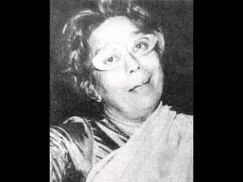 Kya Jaane Kis Khata Ki Lyrics - Shamshad Begum