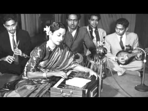 Kyu Ruth Gaye Mujhse Lyrics - Geeta Ghosh Roy Chowdhuri (Geeta Dutt)