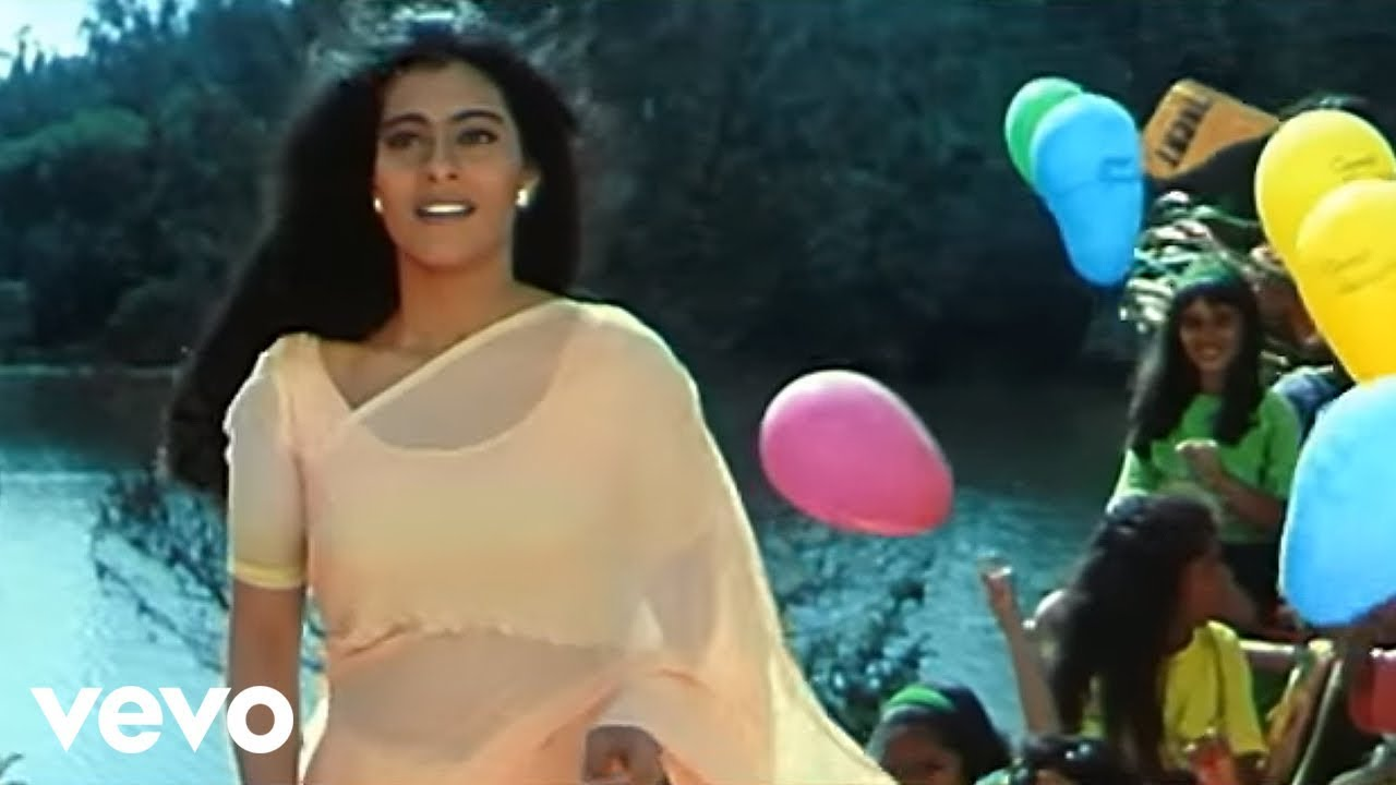 Ladki Badi Anjaani Hai Lyrics - Alka Yagnik, Kumar Sanu