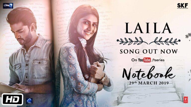 Laila Lyrics - Dhvani Bhanushali