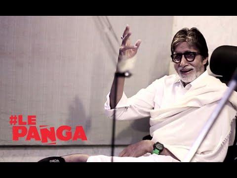 Le Panga Lyrics - Amitabh Bachchan
