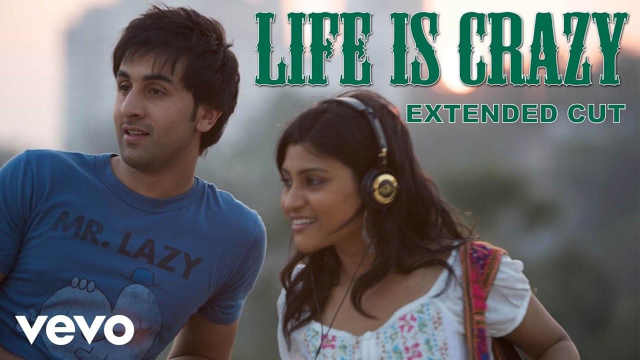 Life Is Crazy Lyrics - Ehsaan Noorani, Shankar Mahadevan, Uday Benegal