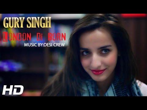London Di Born (Title) Lyrics - Gury Singh