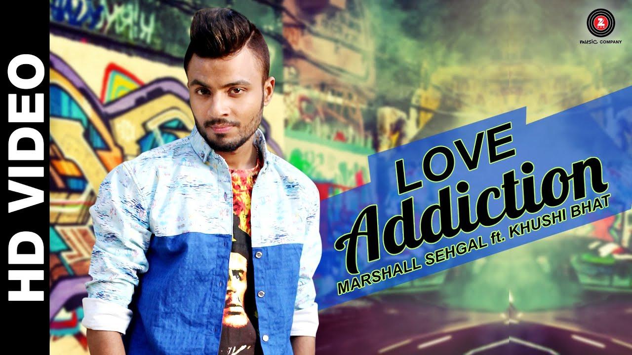 Love Addiction (Title) Lyrics - Khushi Bhat, Marshall Sehgal