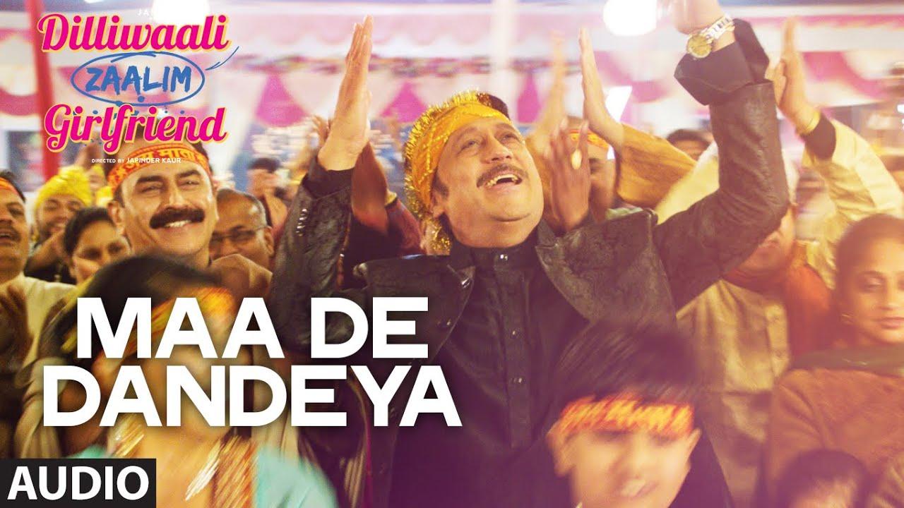 Maa De Dandeya Lyrics - Jassi Katyal