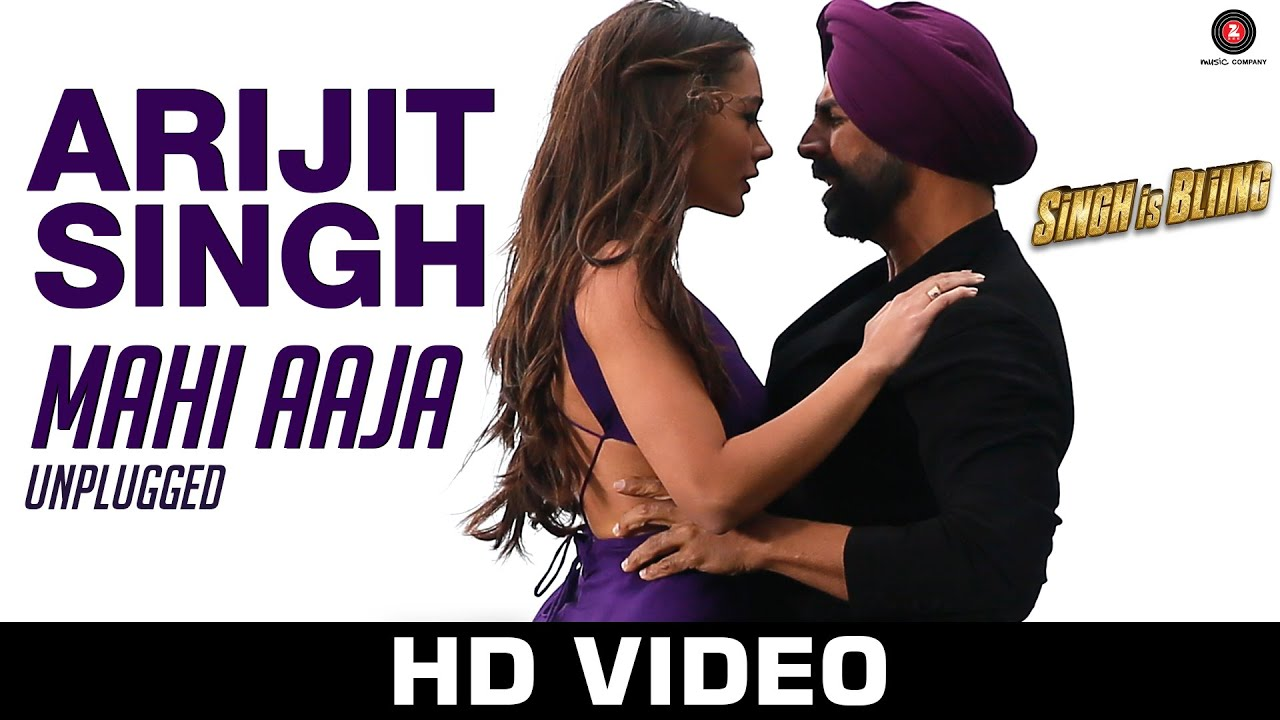 Mahi Aaja Unplugged Lyrics - Arijit Singh