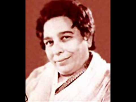 Mai Banungi Filmi Star Lyrics - Shamshad Begum