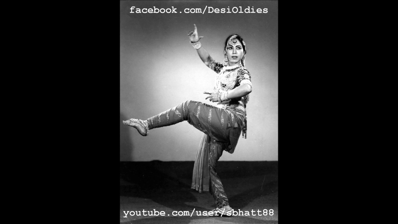 Main Albeli Titli Lyrics - Sitara Devi