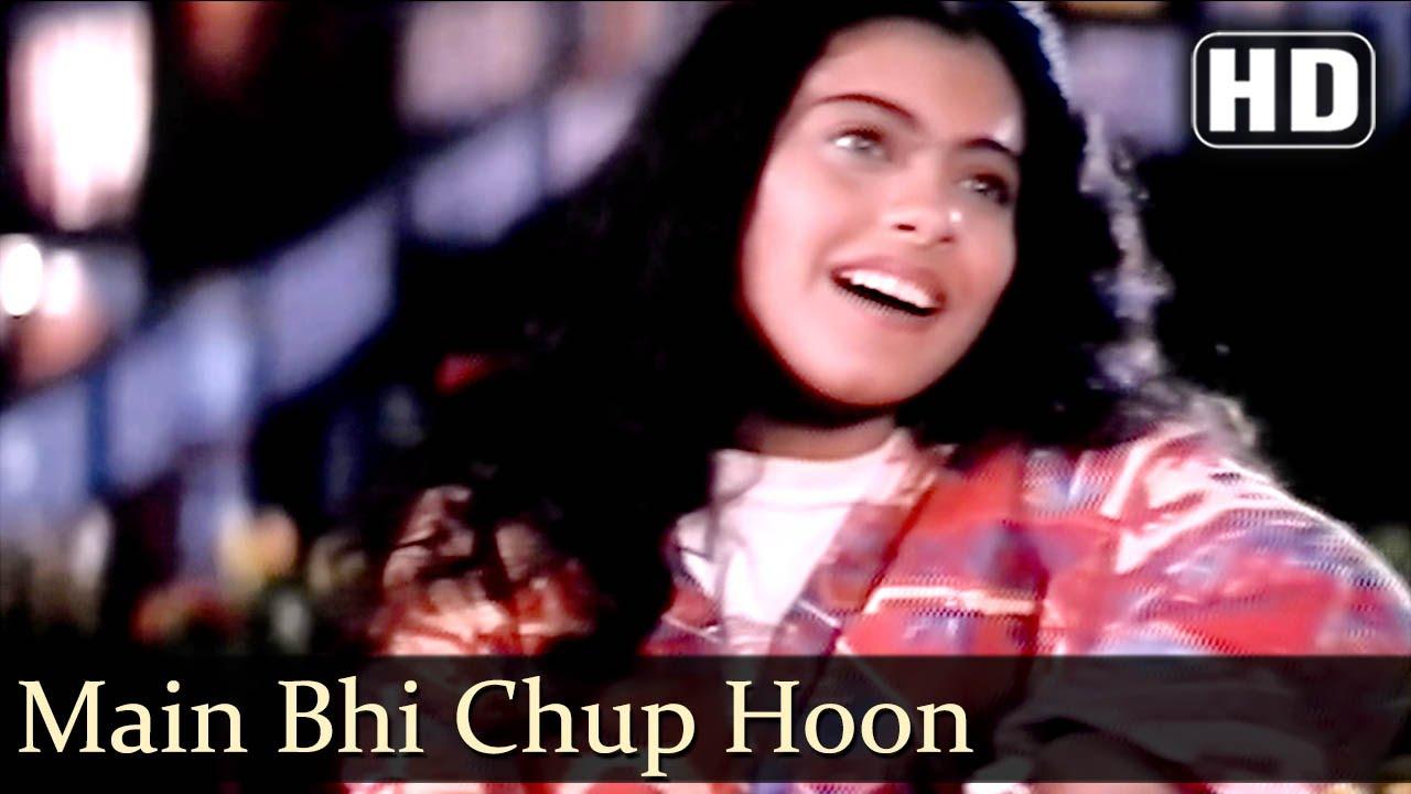 Main Bhi Chup Hoon Lyrics - Kumar Sanu, Sadhana Sargam