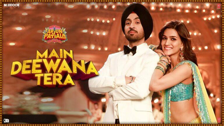 Main Deewana Tera Lyrics - Guru Randhawa