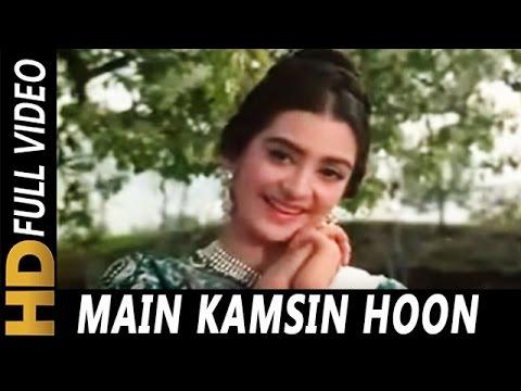 Main Kamsin Hoon Lyrics - Lata Mangeshkar