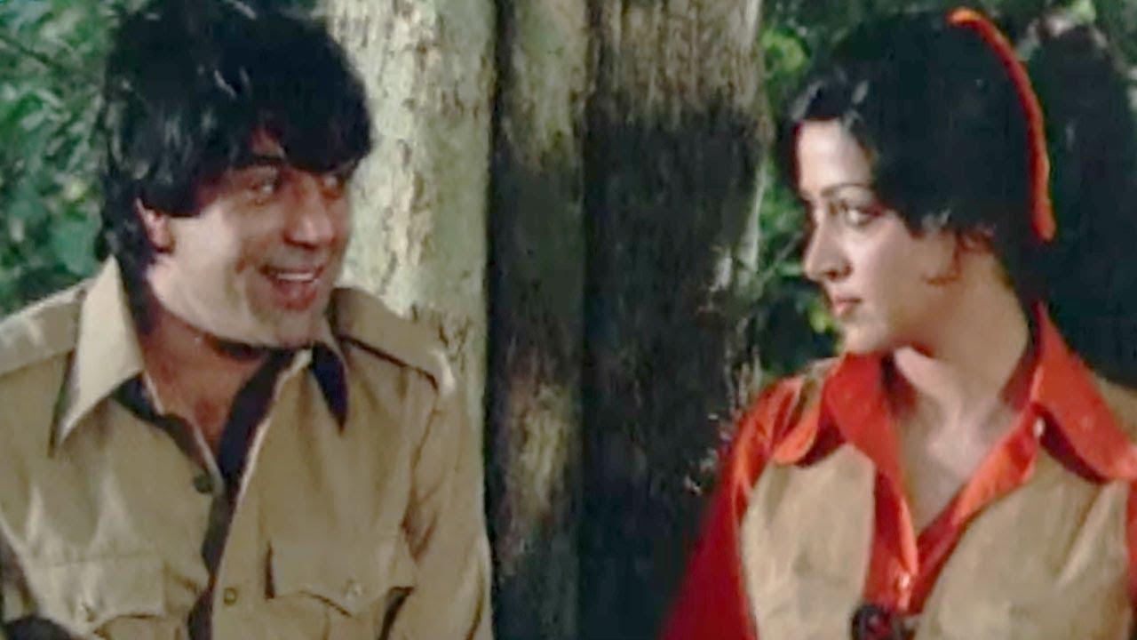 Main Laila Ka Majhnu Lyrics - Kishore Kumar