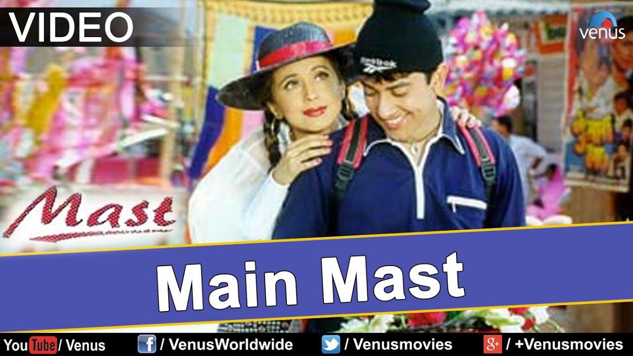 Main Tere Dil Ki Malika Lyrics - Asha Bhosle, Sonu Nigam