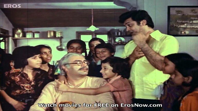 Mamaji O Mamaji Lyrics - Kishore Kumar